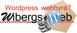 Wordpress webbyrå