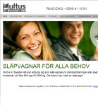 Multus in Sweden AB