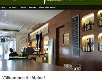 Restaurang Alpina